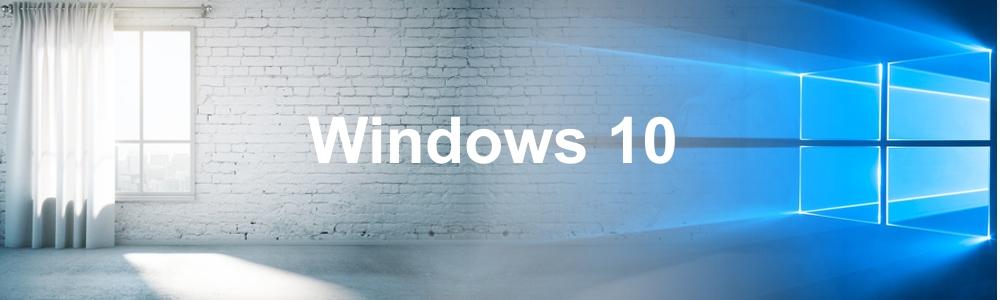 Startknopf Windows 10